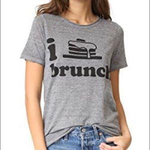 🆕 CHASER 'i heart brunch' T-shirt